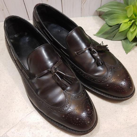 c5eaacb0d7e Florsheim Other - MEN S Florsheim Dress Wingtip Tassel Loafers